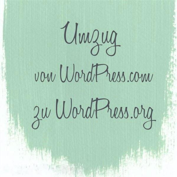 Der heutige Beitrag dreht sich um deinen Umzug von WordPress.com zu WordPress.org. Schritt für Schritt erkläre ich wie du vorgehen solltest um mit deinem Blog umzuziehen.