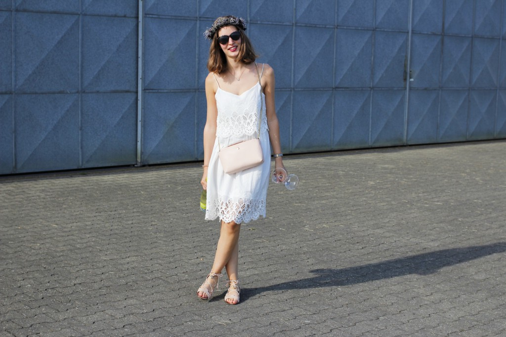 JUST BE YOURSELF - OUTFIT ZUR GARTENPARTY
