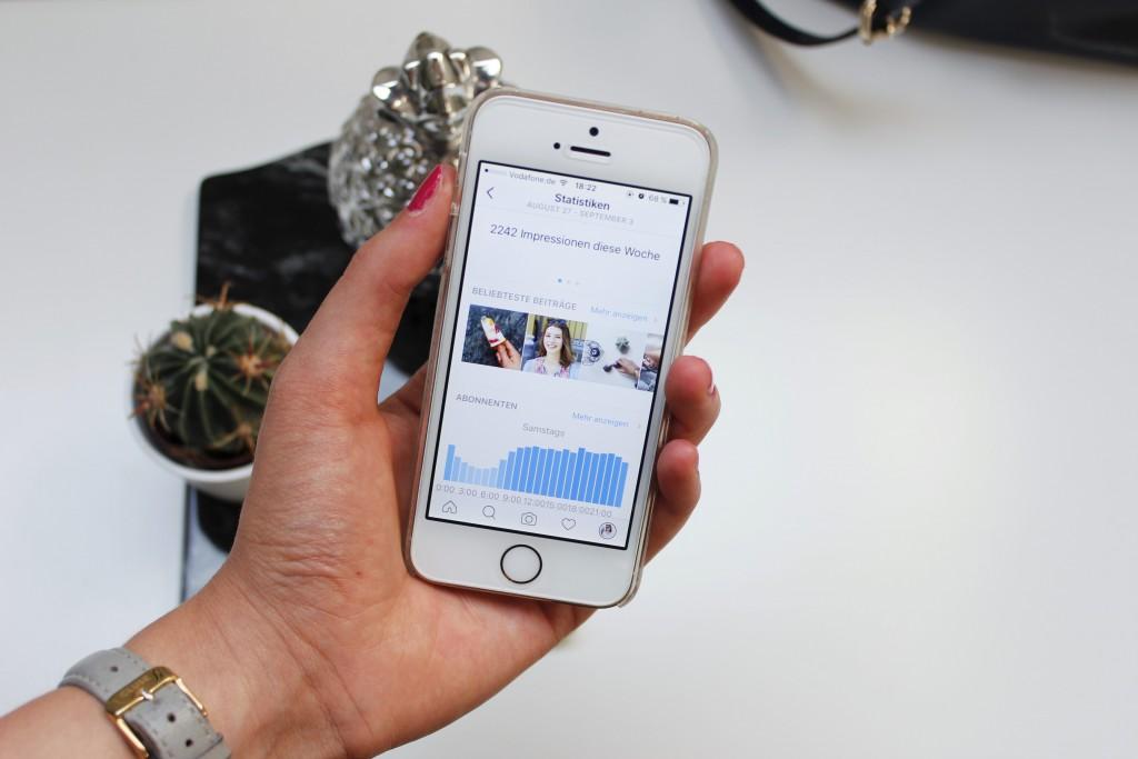 Instagram Business Account - Was er kann und ob ein Wechsel sich lohnt, das verrät Katharina von Some Kind of Fashion in ihrem neuen Post.
