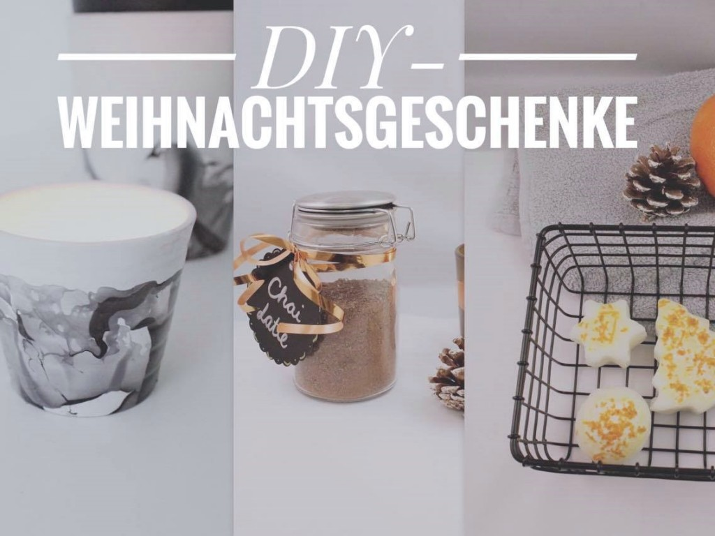 diy ideen weihnachtsgeschenke die sch nsten. Black Bedroom Furniture Sets. Home Design Ideas