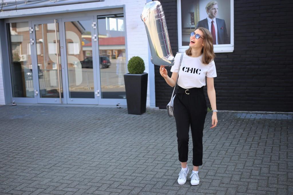 Nach einem Jahr Bloggen zieht Katharina von Some Kind of Fashion ein Resumee. Was ich in einem Jahr Bloggen gelernt habe, verrate ich euch heute.